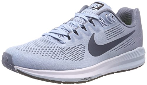 21 Air Multicolor de Cirrus N 400 Blue Zoom Zapatillas Blue Navy Armory Running Wmns Armory NIKE Mujer para Structure xgHInq