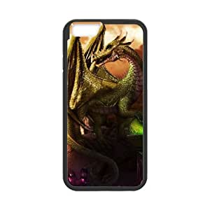 Ancient Dragon iPhone 6 Plus 5.5 Inch Cell Phone Case Black 6KARIN-144505
