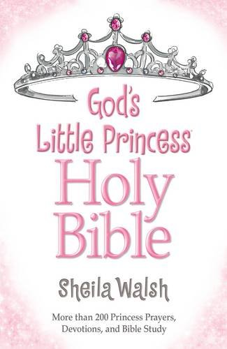 Download Gods Little Princess Bible: New King James Version