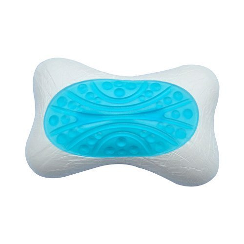 Lumbar & Neck Gel Pillow with Cooling Pad by Betterware by Betterware