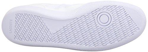 Lacoste Mens Tramline 116 1 Spm Fashion Sneaker Wit