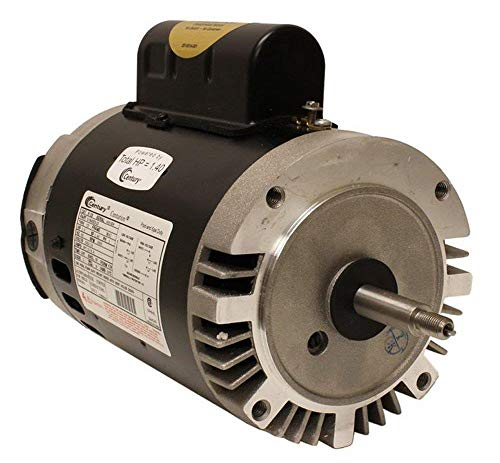 636643 A.O. Smith Century B128 Full Rate 1 HP 3,450 RPM C-Face 1 Speed Pool Pump Motor