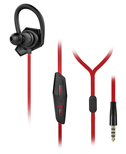 Venom Universal In-Ear Stereo eSports Gaming Headset (Nintendo Switch/Nintendo 3DS/PS4/Xbox One/Xbox 360/PSP/PC/Mac)
