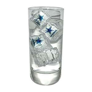 NFL Dallas Cowboys 4-Pack Light-Up Party Cubes