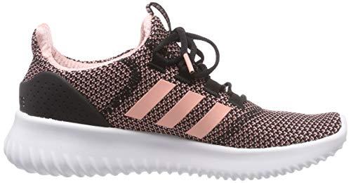 Adidas Cloudfoam Noir ftwwht Chaussures De Running Femme cleora ftwwht Ultimate cblack cleora Cblack a6daxwrT