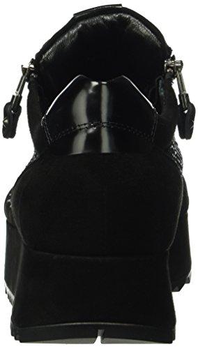 Kennel und Schmenger Schuhmanufaktur Sky - Zapatillas Mujer Negro - Schwarz (schwarz/black Sohle schwarz 480)