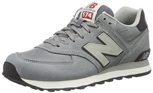 Sneakers New Grau Grey Balance D ML574 Herren IwCHqwg