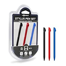 Tomee Stylus Pen Set for 3DS XL (3-Pack) - Nintendo 3DS