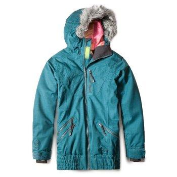 Mfr Jacket - Oakley Women's MFR Jacket, Forest Green, Large