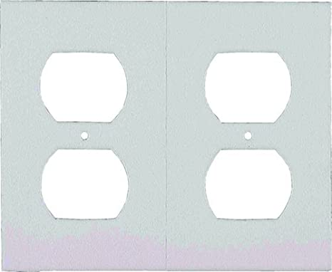 M-D Building Products 87916 M-D Closed-Cell Receptacle Insulating Wall Plate Sealer, Foam White - Outlet Insulators - Amazon.com