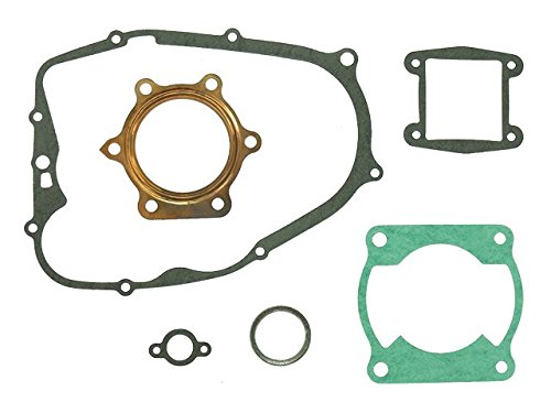 06 Yamaha Blaster (Outlaw Racing OR3630 Complete Full Engine Gasket Set Yamaha YFS200 Blaster 88-06 Kit)