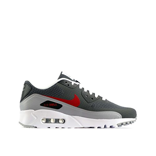 Nike Air Max BW Ultra Zapatillas de running, Hombre dark grey gym red wolf grey anthracite 006