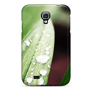 Unique Design Galaxy S4 Durable Tpu Case Cover Greenplant