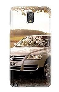 2005 Volkswagen Touareg V6 Tdi Durable Galaxy Note 3 Tpu Flexible Soft Case