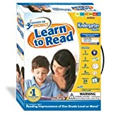 : Hooked on Phonics: Learn to Read Kindergarten