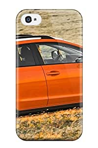 Cynthaskey Scratch-free Phone Case For Iphone 4/4s- Retail Packaging - Subaru Crosstrek 15