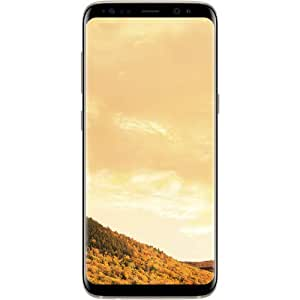Samsung Galaxy S8 Plus Unlocked 64GB (Maple Gold) - (Certified Refurbished)