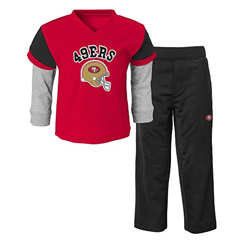 Outerstuff NFL San Francisco 49ers Infant/Toddler Jersey ...