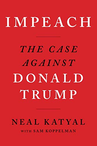 Image of Impeach: The Case Against Donald Trump
