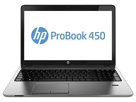 HP ProBook 450G1 G7H10PC-AAAA Core i5 4200M(2.5GHz) HDD:320GB 15.6インチ ブラック
