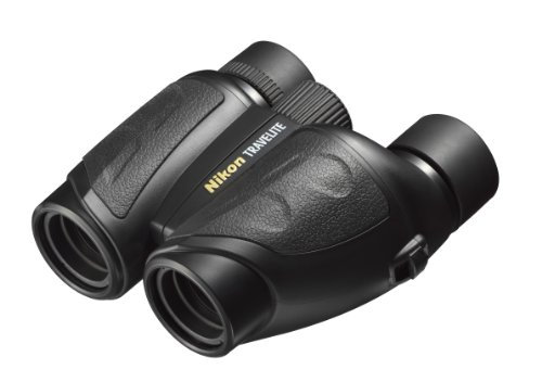 Nikon binoculars Travelex Light VI 8x25 Porro prism type 8 times 25 caliber T68X25 (Best Type Of Binoculars)