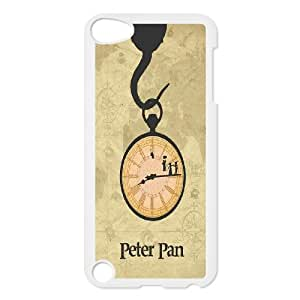 Popular custom case peter pan phone Case Cove FOR Ipod Touch 5 JWH9202191