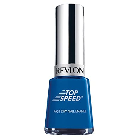 Amazon.com : Revlon Top Speed Nail Enamel, Pink Lingerie, 0.5 Fl ...