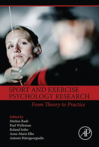 Sport and Exercise Psychology Research: From Theory to - Anne Model Marie