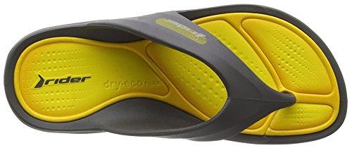Rider Cape VII -  Zapatos de playa y piscina infantil, unisex Gris - Grey (Grey 22853)