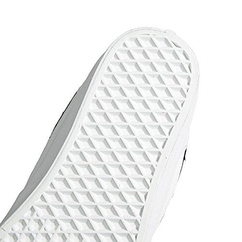 Vans Unisex Half Cab (Dipped) Skate Shoe Black/True White w5s0LyGNk