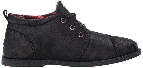 Women's Black Luxe Black Drifting Flat Chill Skechers BOBS B5xwRqfRH
