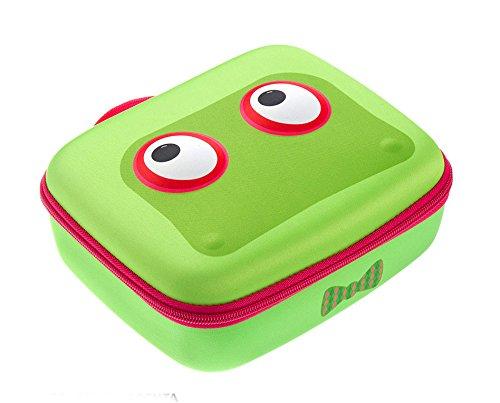 ZIPIT Beast Lunch Box, Green