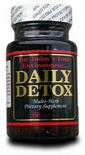 MD Labs Daily Detox, Capsules, 60 capsules - Daily Detox 60 Capsules