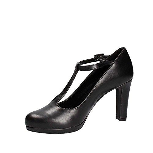 Donna Nero Grace Shoes Decollete' 0502 xII6r