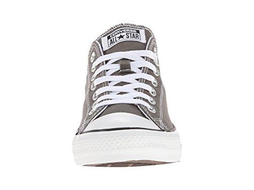 Grey Scarpe Converse Chuck OX Dark Taylor Scarpe Chuck Converse A4p8Unx