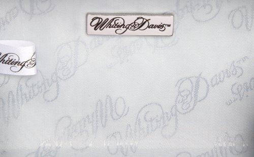 Dimple Whiting Silver Minaudiere Clutch Mesh Davis amp; fwzqwx7O