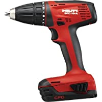 Hilti Sfc 18-A Cpc Compact Drill Driver - 3475157 Key Pieces