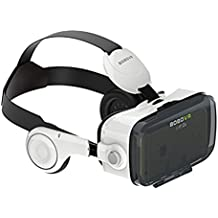 Morjava BoBo VR Z4 3D VR GLASS Head Mount Virtual Reality 3d Video Glasses for 4~6'' Android iOS Smartphones 3d Movies Google Cardboard