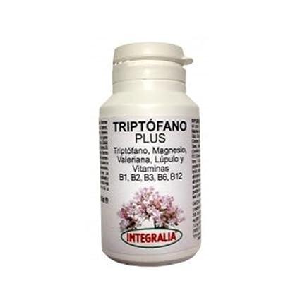 Triptofano Plus 50 Cápsulas de Integralia