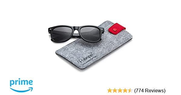 c98a3384b44 Amazon.com  Polarspex Kids Children Boys and Girls Super Comfortable  Polarized Sunglasses  Clothing