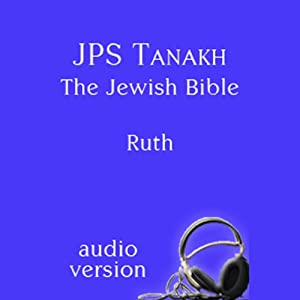 The Book of Ruth: The JPS Audio Version Audiobook