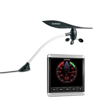 Garmin gmi20 instrumento con sensor de viento GWS 10: Amazon.es: Electrónica