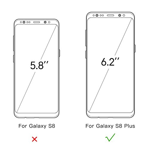A Trading Galaxy S8 Plus case, Shockproof Thin Hard Case Cover for Galaxy S8 Plus (Silver) - http://medicalbooks.filipinodoctors.org
