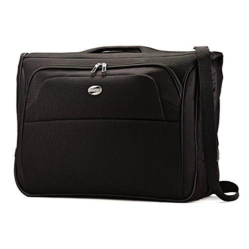American Tourister Ilite Xtreme Ultra Valet Garment Bag, Black, One Size