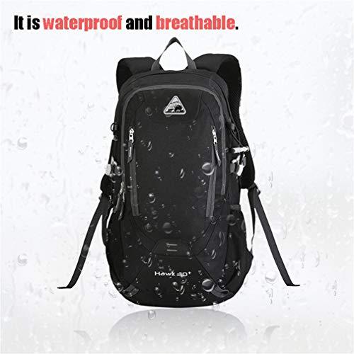 YTYC KIMLEE Male Female Outdoor Travel Bag Waterproof Mountaineering Backpack by YTYC