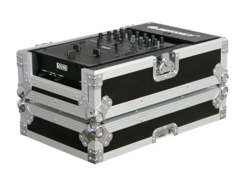 - Odyssey FZ10MIX Flight Zone Single Dj Mixer Ata Case: Holds Most 10 Mixers