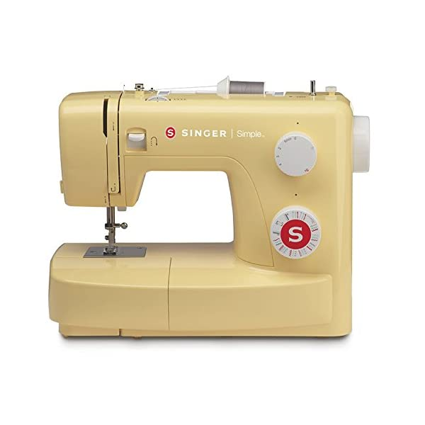 SINGER | Simple 3223G Handy Sewing Machine including 23 Built-In Stitches, Adjustable...