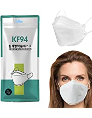 [10 Pack] Face Mask with 4 layers protection from droplets, dust particles & pollen.