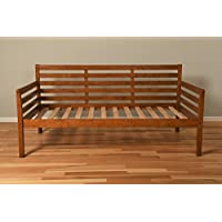 Kodiak Furniture Boho Daybed with Barbados Finish, Twin