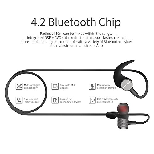 Amazon.com: AWEI T12 Bluetooth Headphone Wireless Earphone Headset For Phone Auriculares kulakl k Cordless Earpiece Bluetooth V4.2 Casque: Cell Phones & ...
